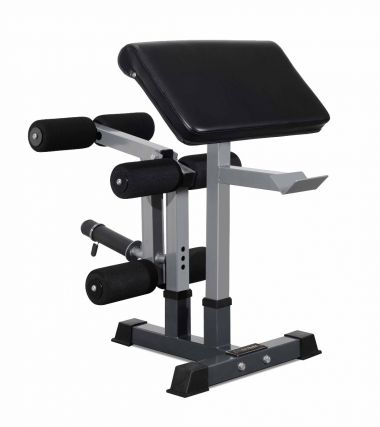 Titanium Strength Banco para Glúteos, Bíceps y Lumbares, Accesorio para Banco Ajustable y Multifunción