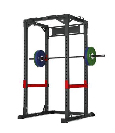 Titanium Strength Commercial HD Power Cage Jaula de Potencia - X Line