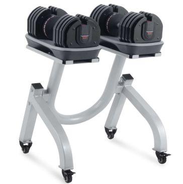 Titanium Strength Adjustable Dumbbells 2-36 kg + Rack, Fitness, Crossfit, Workout, Home Gym, Arms, Chest, Shoulders, Multistation, Functional