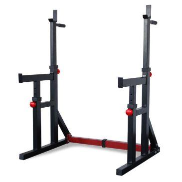 Titanium Strength Squat Rack / Dip Stand