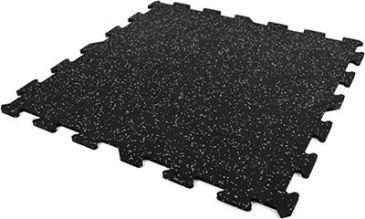Titanium Strength Suelo Caucho 8mm Pavimento Puzzle