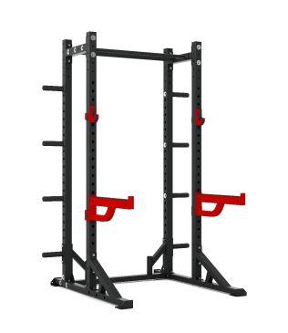 Titanium Strength Commercial Athletic Half Rack - X Line